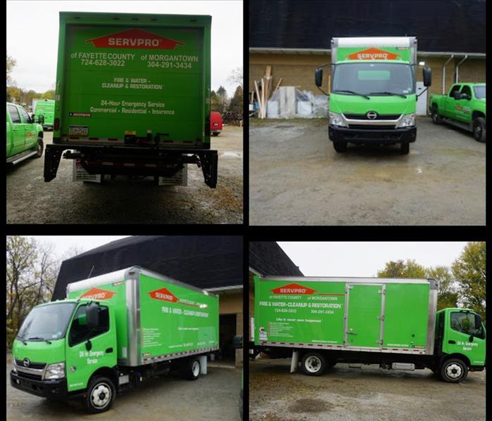 New Box Truck To Our Fleet