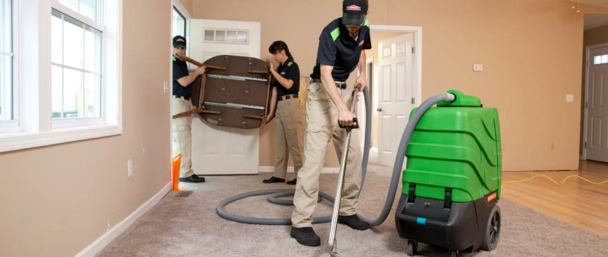 Uniontown, PA residential restoration cleaning